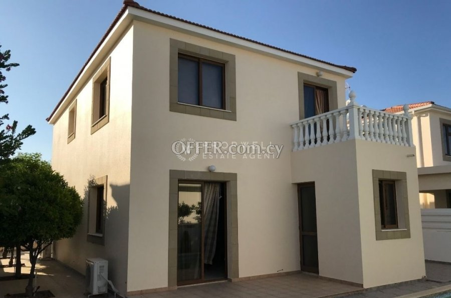Four Bedroom  House with swimming pool, Tourist Area of Voroklini Village of Larnaca District, Cyprus - 5