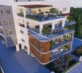 Whole-Floor 4 Bedroom Penthouse For Sale In Kapsalos, Limassol
