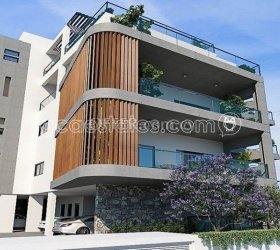 Modern 2 Bedroom Apartment For Sale In Kapsalos, Limassol