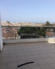Sea View Three Bedroom Apartment with common swimming pool, Larnaca Center, Cyprus