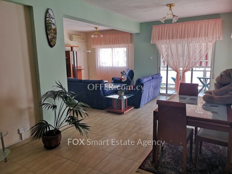 3 Bed  				Apartment 			 For Rent in Neapoli, Limassol - 1