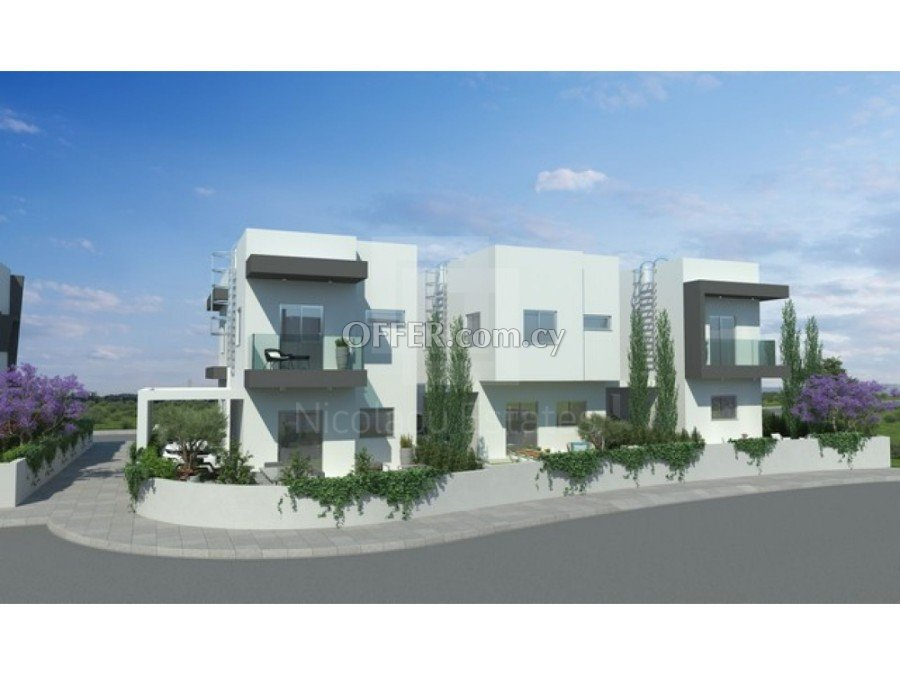Brand new detached house for sale in Ypsonas area of Limassol - 9836 - 2