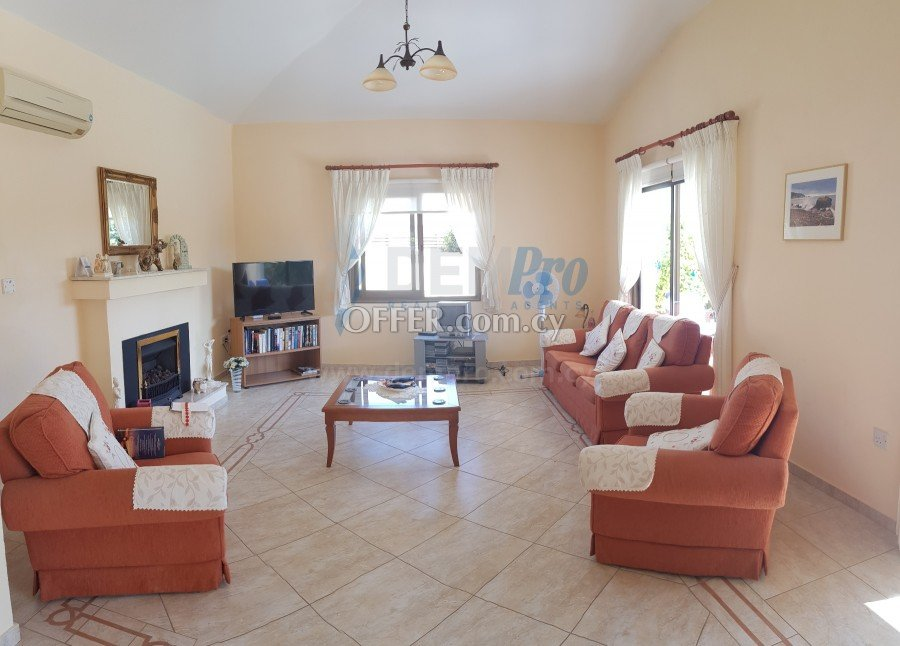 For Sale Bungalow in Empa - Paphos - Cyprus - 3