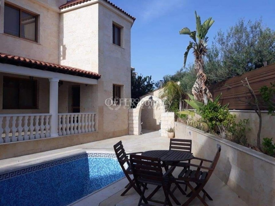 Four Bedroom Luxury House with swimming pool, Tourist Area of Pyla Village, Larnaca, Cyprus - 1