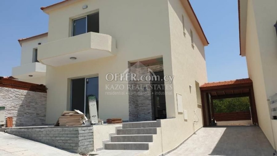 House Detached in Fasoula Limassol - 1