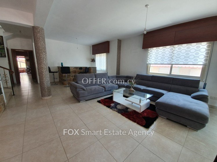 5 Bed  				Detached House 			 For Rent in Agia Filaxi, Limassol - 1