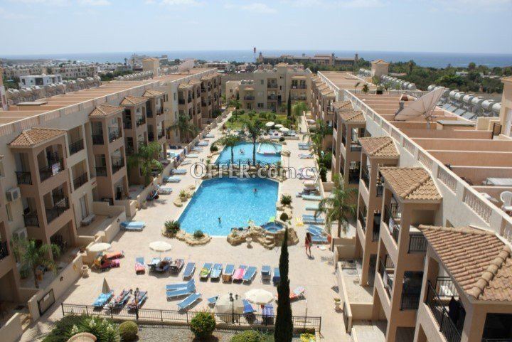 2 Bedroom apartment for sale in Kato Pafos - 2