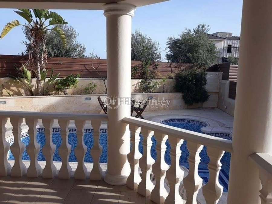 Four Bedroom Luxury House with swimming pool, Tourist Area of Pyla Village, Larnaca, Cyprus - 3