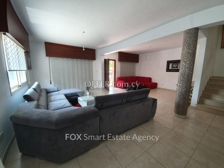 5 Bed  				Detached House 			 For Rent in Agia Filaxi, Limassol - 3