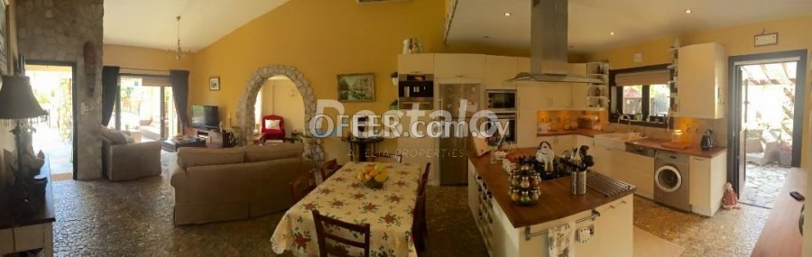 3 Bed Detached Villa For Sale in Meneou, Larnaca - 3