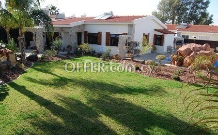 3 Bed Detached Villa For Sale in Meneou, Larnaca - 4