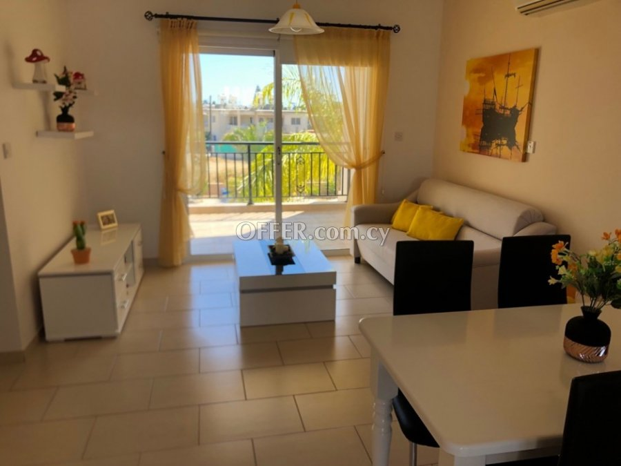 2 Bedroom apartment for sale in Kato Pafos - 5