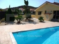 3 Bed  				Bungalow 			 For Rent in Pyrgos Lemesou, Limassol