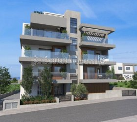 2 Bedroom Apartment For Sale In Nea Ekali, Limassol