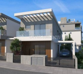 4 Bedroom House For Sale In Nea Ekali, Limassol