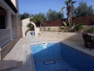Four Bedroom Luxury House with swimming pool, Tourist Area of Pyla Village, Larnaca, Cyprus - 4