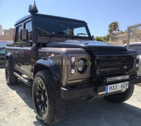 2007 Land Rover Defender 2.4L Diesel Automatic SUV