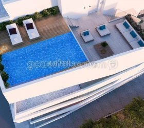 Luxury Penthouse For Sale In City Center, Limassol