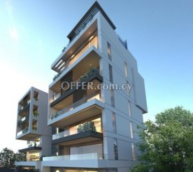 FOR SALE- 3 Bedroom Ground Floor Apartment (Off Plan) -Paphos Center