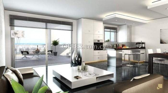 Under construction two-bedrooms apartment in Limassol - 2