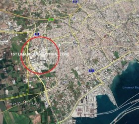 Industrial Plot For Sale In Ypsonas, Limassol