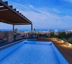 3 Bedroom Penthouse For Sale In Columbia, Limassol