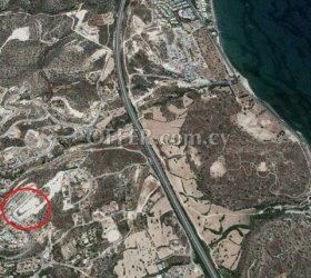 752sqm Plot For Sale In Ag. Tychonas, Limassol