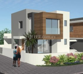 Under Construction 3 bedrooms detached house in Ypsonas, Limassol - 1