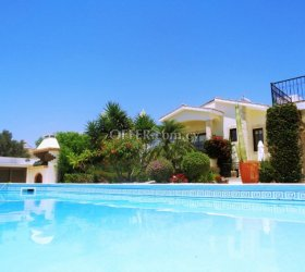 FOR SALE – 4 Bedroom Split-level Villa – Secret Valley, Kouklia, Paphos