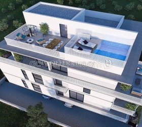 Luxury Penthouse For Sale In K. Polemidia, Limassol