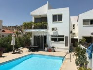 Three Bedroom Luxury Semi - detached House with swimming pool, Oroklini Municipality, Larnaca, Cyprus
