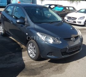 2009 Mazda 2 1.3L Petrol Manual Hatchback