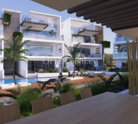 FOR SALE – 2 Bedroom Luxury Ground Floor Apartment – Mesogi – Paphos