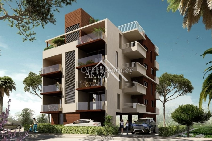 3 Bed Apartment For Sale in Harbor Area, Larnaca - 1