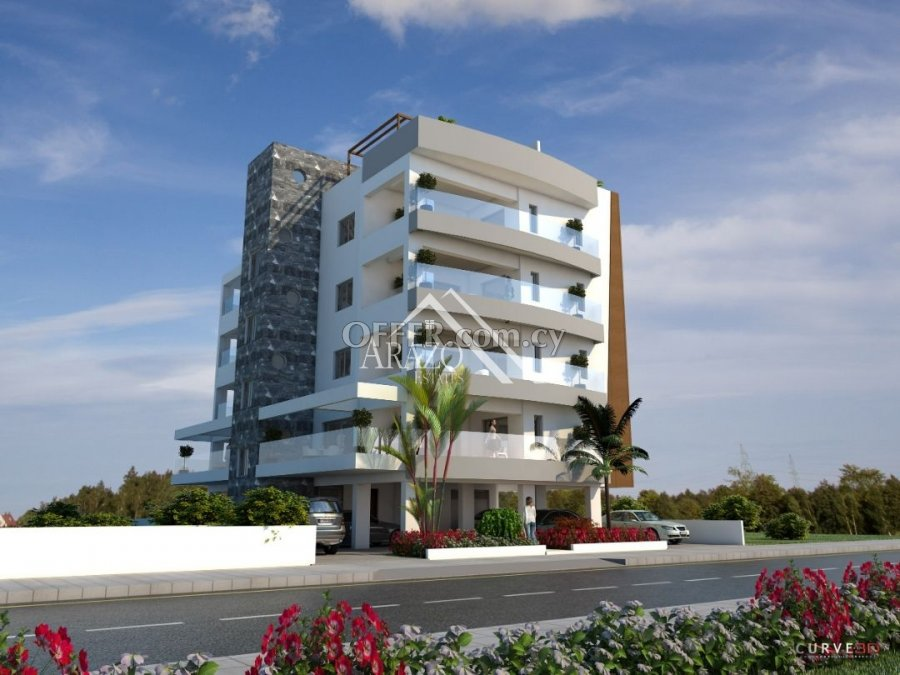 2 Bed Apartment For Sale in Chrysopolitissa, Larnaca - 1