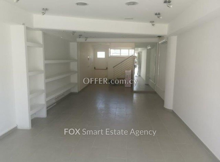 Shop 			 For Rent in Mesa Geitonia, Limassol - 1