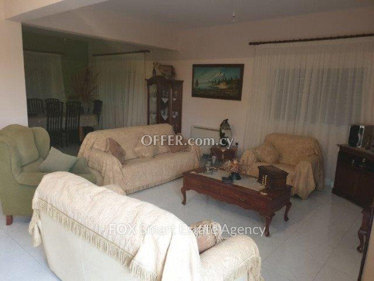 4 Bed  				Semi Detached House 			 For Sale in Trachoni, Limassol - 1