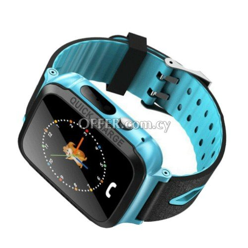 V6G Waterproof GPS LBS Kids SmartWatch - 6