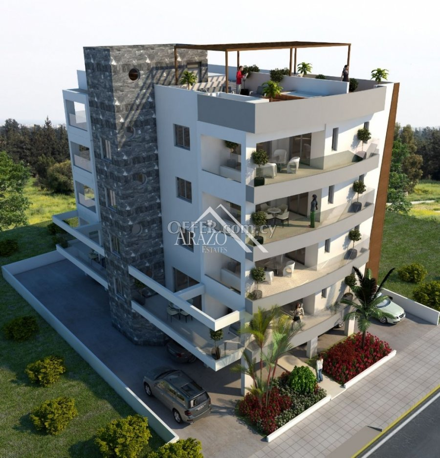 2 Bed Apartment For Sale in Chrysopolitissa, Larnaca - 2