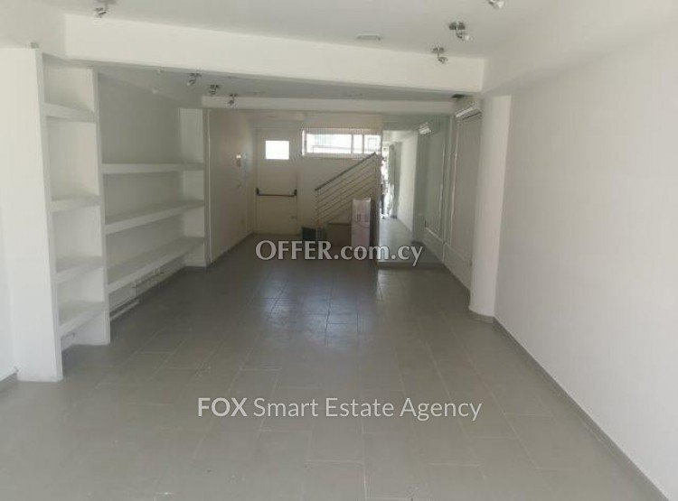 Shop 			 For Rent in Mesa Geitonia, Limassol - 2