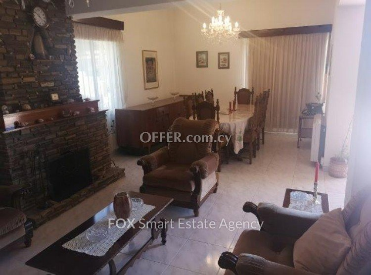 2 Bed  				Detached House 			 For Rent in Kato Polemidia, Limassol - 2