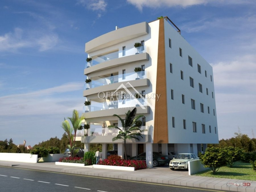 2 Bed Apartment For Sale in Chrysopolitissa, Larnaca - 3
