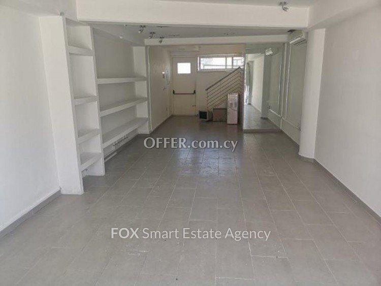 Shop 			 For Rent in Mesa Geitonia, Limassol - 3