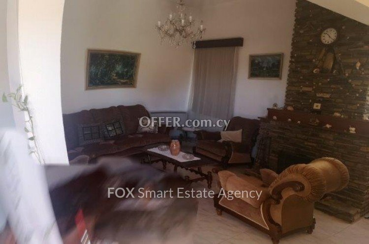 2 Bed  				Detached House 			 For Rent in Kato Polemidia, Limassol - 3