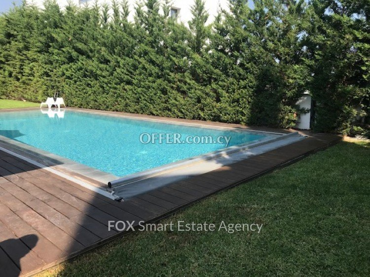 6 Bed  				Detached House 			 For Rent in Agios Athanasios, Limassol - 6
