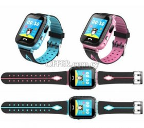 V6G Waterproof GPS LBS Kids SmartWatch - 3