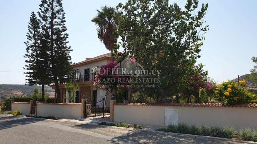 House Detached in Pareklisia Limassol - 5