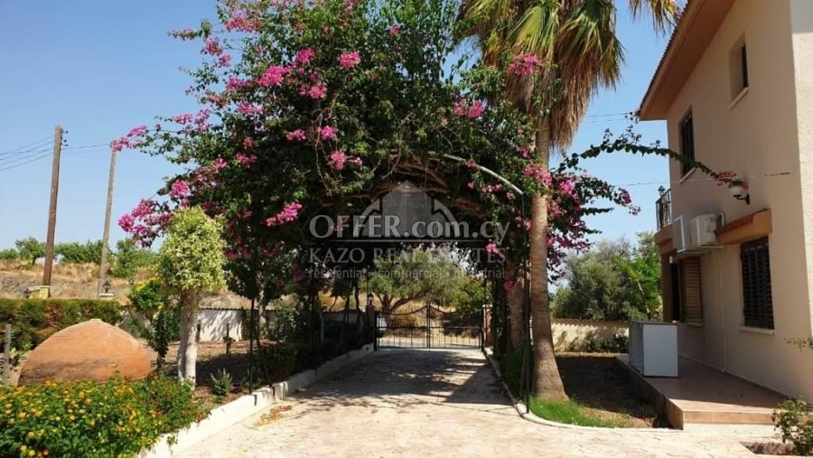House Detached in Pareklisia Limassol - 6