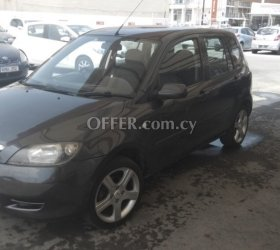2006 Mazda 2 1.4L Petrol Manual Hatchback