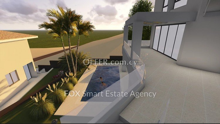 4 Bed  				Detached House 			 For Sale in Parekklisia, Limassol - 1